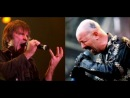 Rob Halford(Judas Priest) and Bruce Dickinson(Iron Maiden)-The one you love ot hate